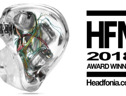 Award voor Ultimate Ears Live inears