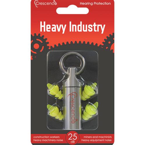 crescendo heavy industry
