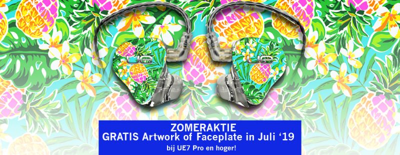 Ultimate Ears Zomeraktie 2019