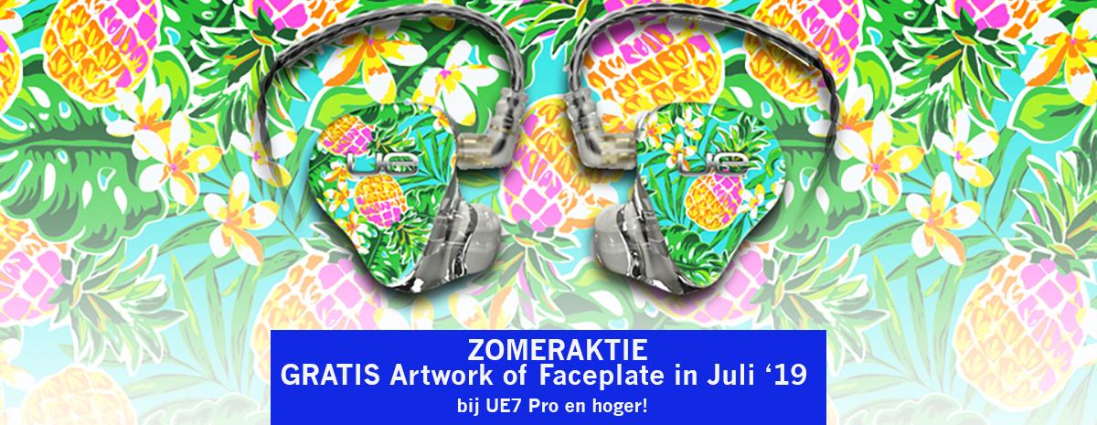 Ultimate Ears Zomeraktie 2019